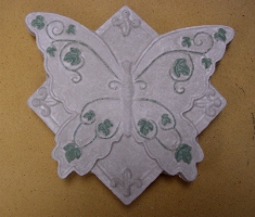 Butterfly Shabby Chic